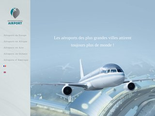 Grands aéroports internationaux