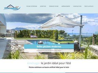 Piscine-Terrasse, aménagement de piscine et de terrasse