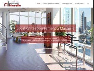 Détails pour louer un appartement à Marseille