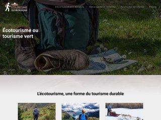 Découvrez le tourisme écologique avec ce guide