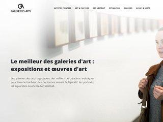 Découvrez en ligne des expositions, des artistes et des objets d'art