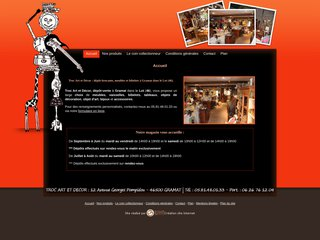 Troc dépot vente Gramat Lot 46
