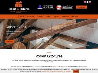 Robert G Toitures Couvreur à Saint-Paul-de-Vence