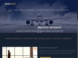 Transfert aéroport ou gare depuis votre domicile