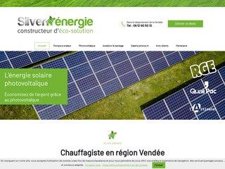 Silver Energie, chauffagiste économies d'énergie