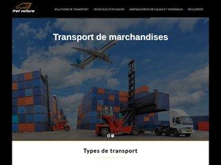 Vue sur des solutions de transport pratiques