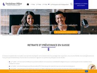 Guide en ligne pour cerner véritablement le système des trois piliers en Suisse