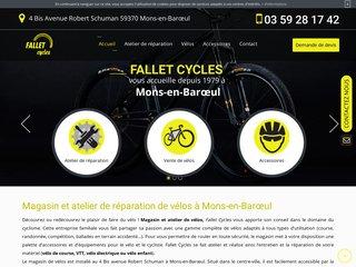 Votre atelier de réparation de vélos à Mons-en-Barœul
