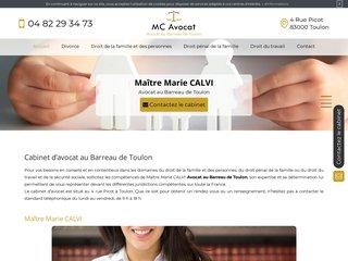 Votre cabinet d'avocat au barreau de Toulon