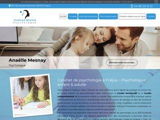 Spécialiste en psychologie à Fréjus