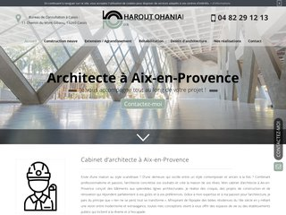 Cabinet d'architecte à Aix-en-Provence