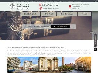 Votre cabinet d'avocat au barreau de Lille