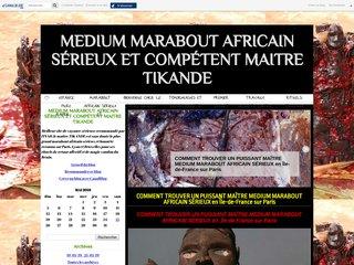 Maitre medium marabout africain sérieux: rituel de retour d'affection immédiat