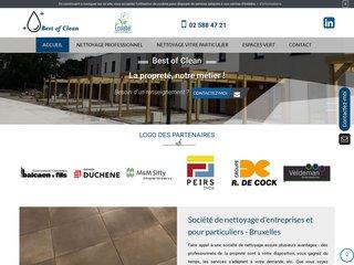 Votre professionnel pour le nettoyage des vitres à Bruxelles