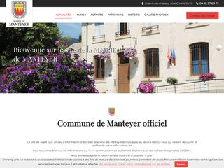 Mairie de Manteyer