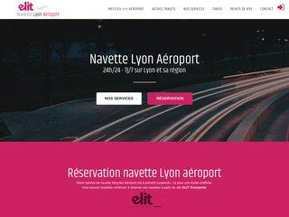 Transfert Lyon aéroport Saint Exupéry