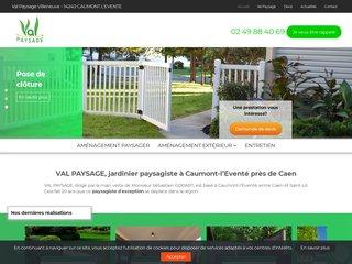Jardinier paysagiste à Caen