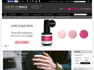 Manucure, Nail Art, formation manucure : AN