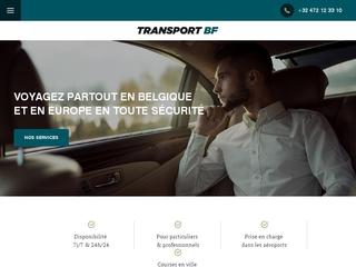 Voiture avec chauffeur à Bruxelles