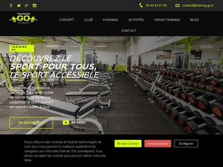Training-go salle de sport sur Montpellier et Castelnau le Lez