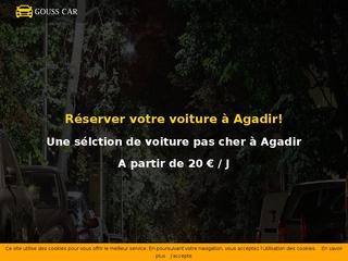 Location de voitures Agadir