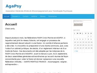 AgaPsy : informations sur la fédération Santé Mentale France