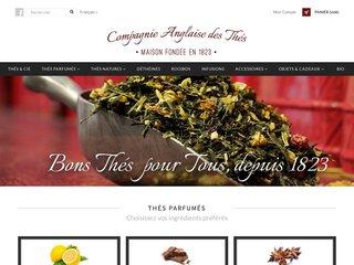 Compagnie Anglaise des Thés : thé jasmin