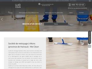 Trouver une société de nettoyage à Mons