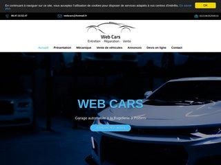 Web Cars, Garage automobile à Poitiers