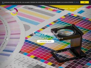 Copygraphe, société d'imprimerie à La Talaudière