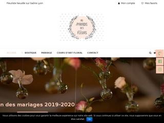 Votre fleuriste à Neuville sur Saône propose la livraison à domicile à Genay