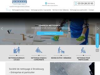 Votre société de nettoyage à Strasbourg