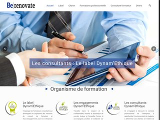 Informations sur le label Dynam'Ethique