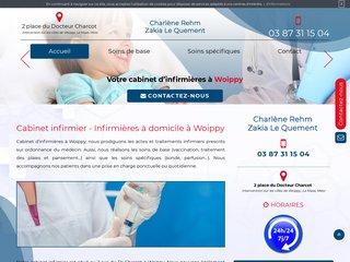 Votre cabinet d'infirmières à Woippy