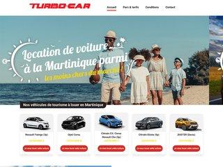 Agence de location de voiture Lamentin - Turbo car
