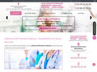 Votre cabinet d'infirmières à Obernai