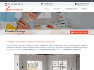 Votre société de rénovation à Haubourdin