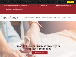 Jupon Rouge, couturière et créatrice de costumes à Tourcoing
