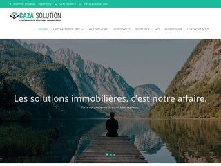 Caza Solution