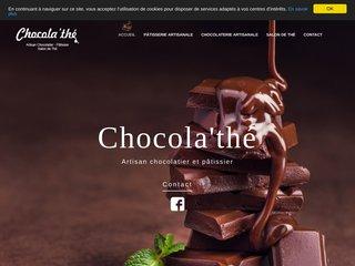 Chocola'thé - Artisan chocolatier et pâtissier