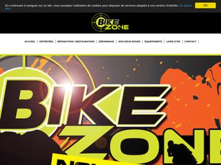 Bike Zone, magasin de moto