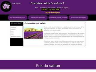 Safran 100% bio