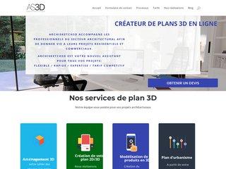 Avantages d'un plan 3D en ligne d'une maison