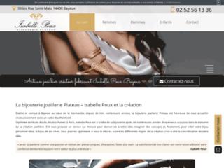 Votre bijouterie joaillerie Plateau à Bayeux