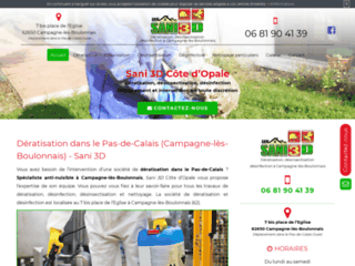 Votre nettoyeur de l'extrême à Pas-de-Calais
