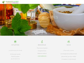 Les produits naturels à la Pharmacie de Quéven