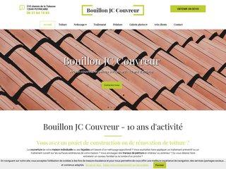 Couverture : BOUILLON JC COUVREUR à Puyricard (13)