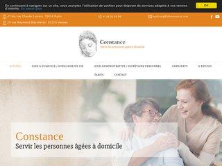 Constance, agence d'aide à domicile