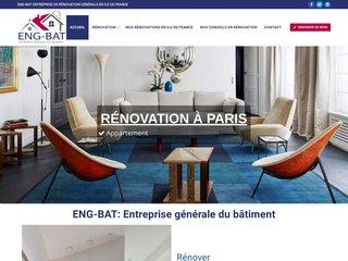 ENG-Bat, entreprise experte dans la rénovation de commerce