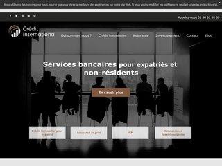Crédit immobilier pour expatriés et non-résidents